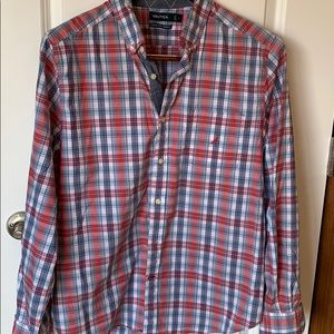 Nautica Men's button down size L